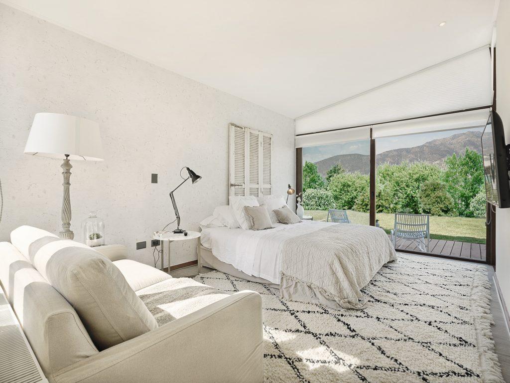 Dormitorios con abundante luz natural
