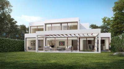 Casa Híbrida 233 / Vista Los Bravos - Socovesa