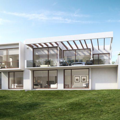 Casa Híbrida 315 / Vista Los Bravos - Socovesa