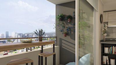 Edificio Novo Urbano - Socovesa - Interior