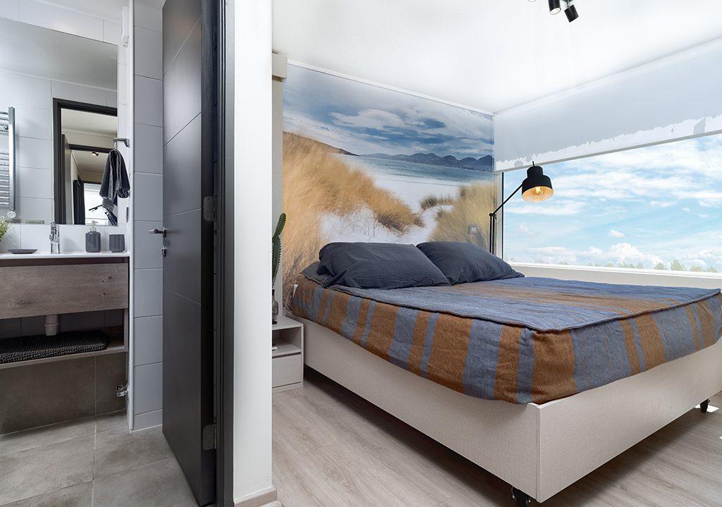 Novo Urbano - Dormitorio Principal con baño en suite