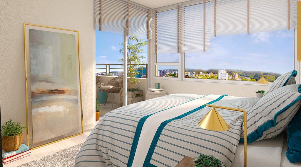 Novo Urbano - Dormitorio Principal