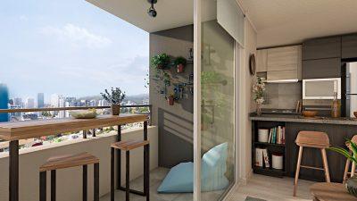 Terraza - Novo Urbano