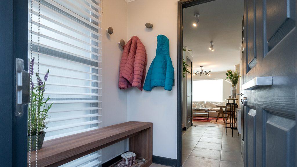 Reserva Mirador - Hall acceso casa 117