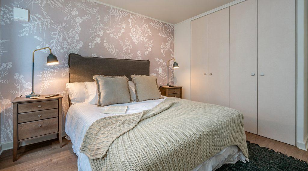 Dormitorio principal - Casa 80 m2 Valle los Notros
