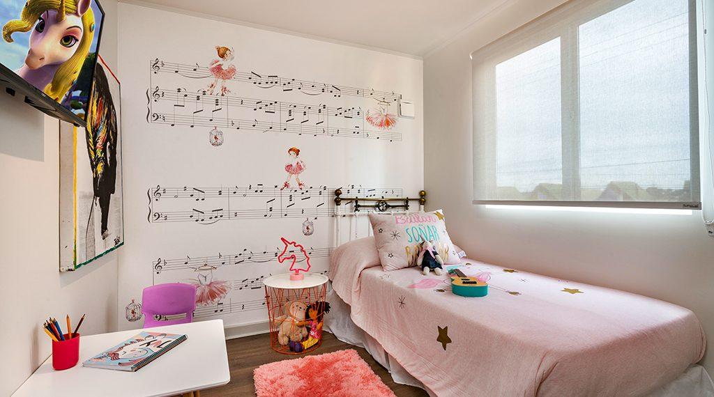 Dormitorio - Casa 80 m2, Valle los Notros