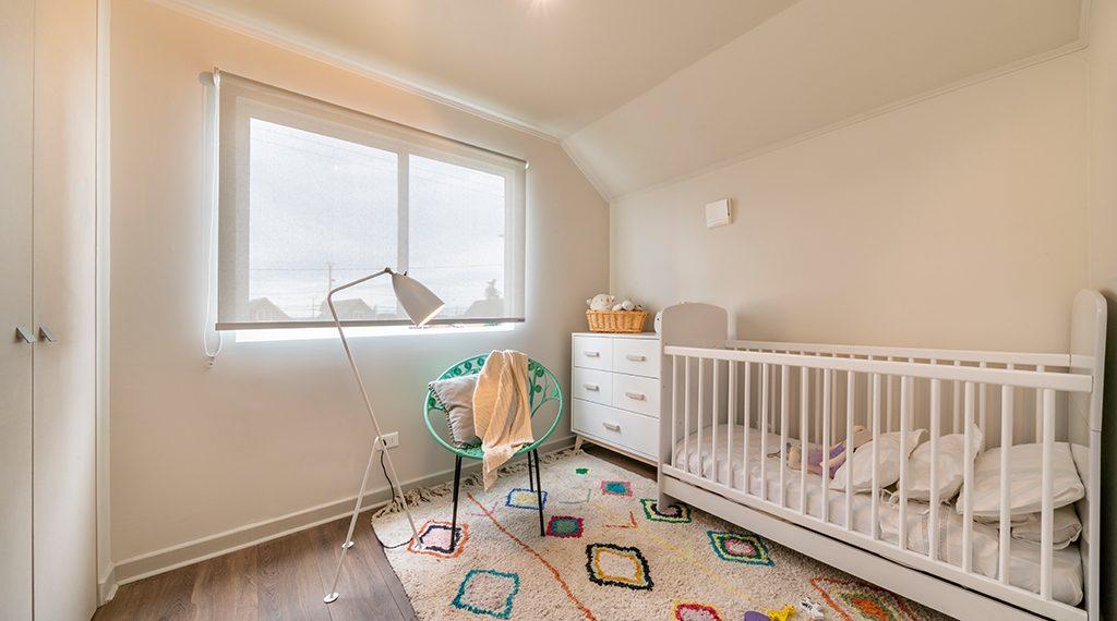 Dormitorio bebe - Casa 80 m2, Valle los Notros
