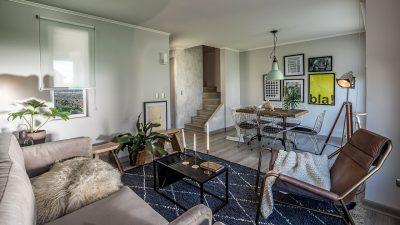 Alto Castaño - Living comedor casa 84