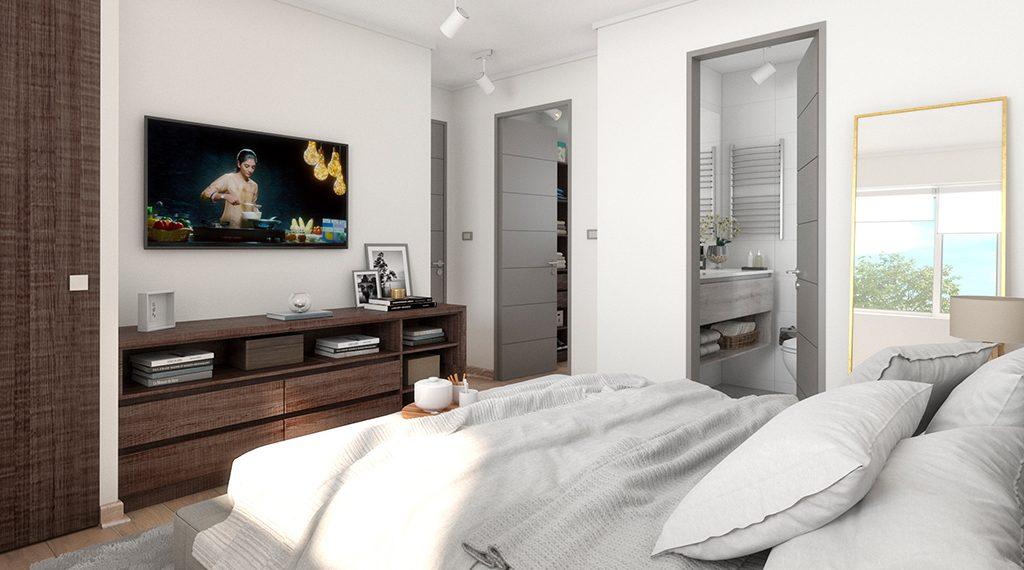 Parque Los Avellanos - Dormitorio Principal
