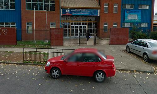 Liceo Rahue - Entorno - Portal de Mirasur