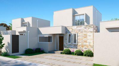 Casa 120M / Hacienda Los Batros - Socovesa