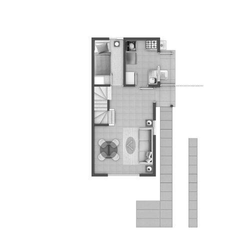 Socovesa / Sevilla Norte - Casa 57