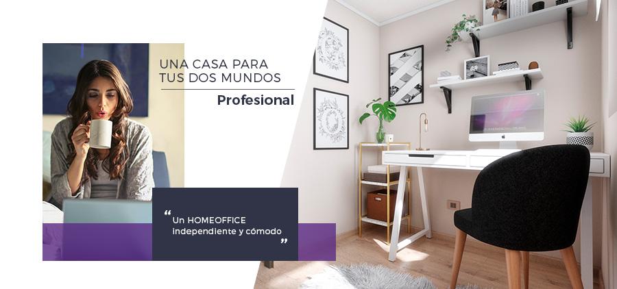 Condominio Los Sarmientos - Casas más flexibles para trabajar en Talca