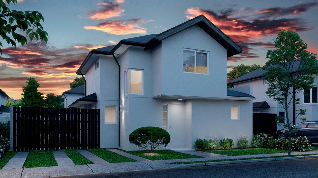 Condominio Los Sarmientos - Casa 102 m2