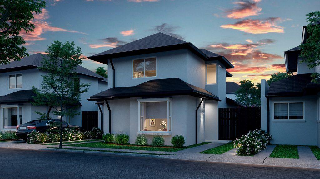 Condominio Los Sarmientos - Casa 116 m2